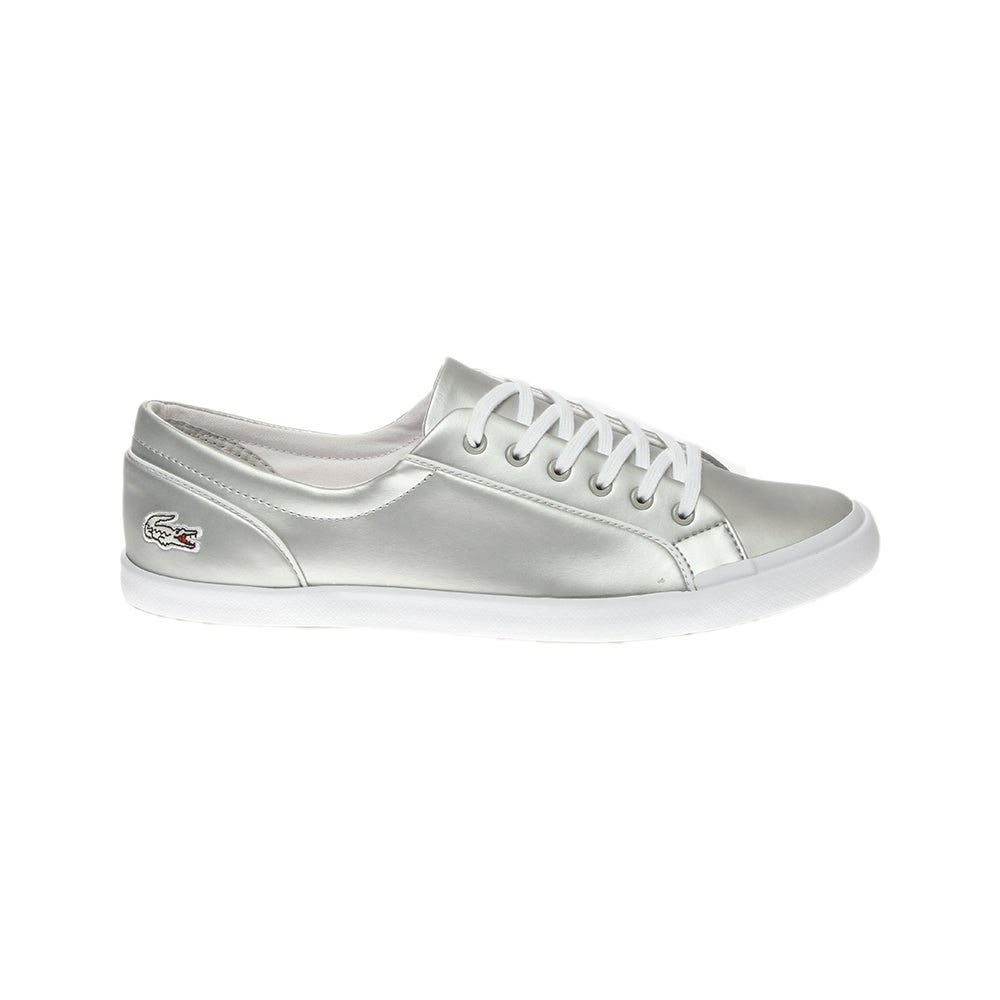 690a0c762bc1 Details about Lacoste Lancelle 6 eye 117 2 Sneakers Grey - Womens - Size 10  B