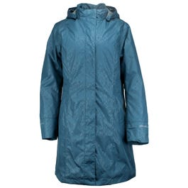 Eddie Bauer Tall Girl On The Go Insulated Trench Coat