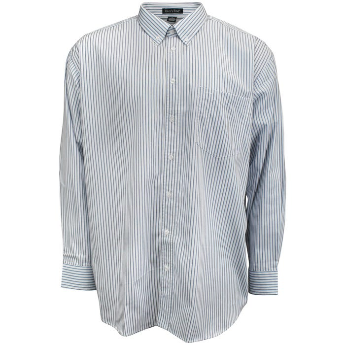 EZCare Woven Striped Shirt