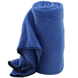 River's End Polar Fleece Throw