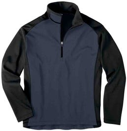River's End Half Zip Microfleece Jacket