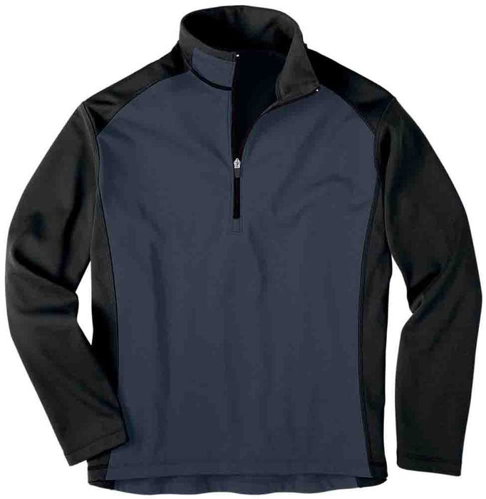 Half Zip Microfleece Jacket