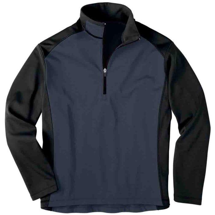 Half Zip Microfleece Jacket