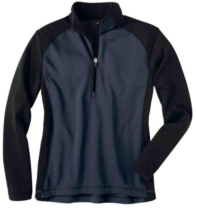 Half Zip Microfleece Layering Jacket