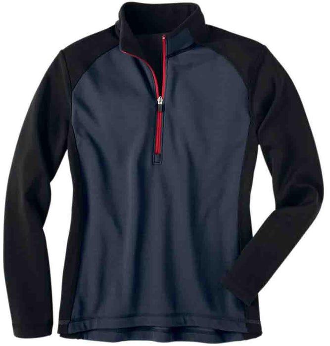 River's End Half Zip Microfleece Jacket