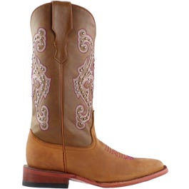 bf883272b8f Studded Cowgirl Boots