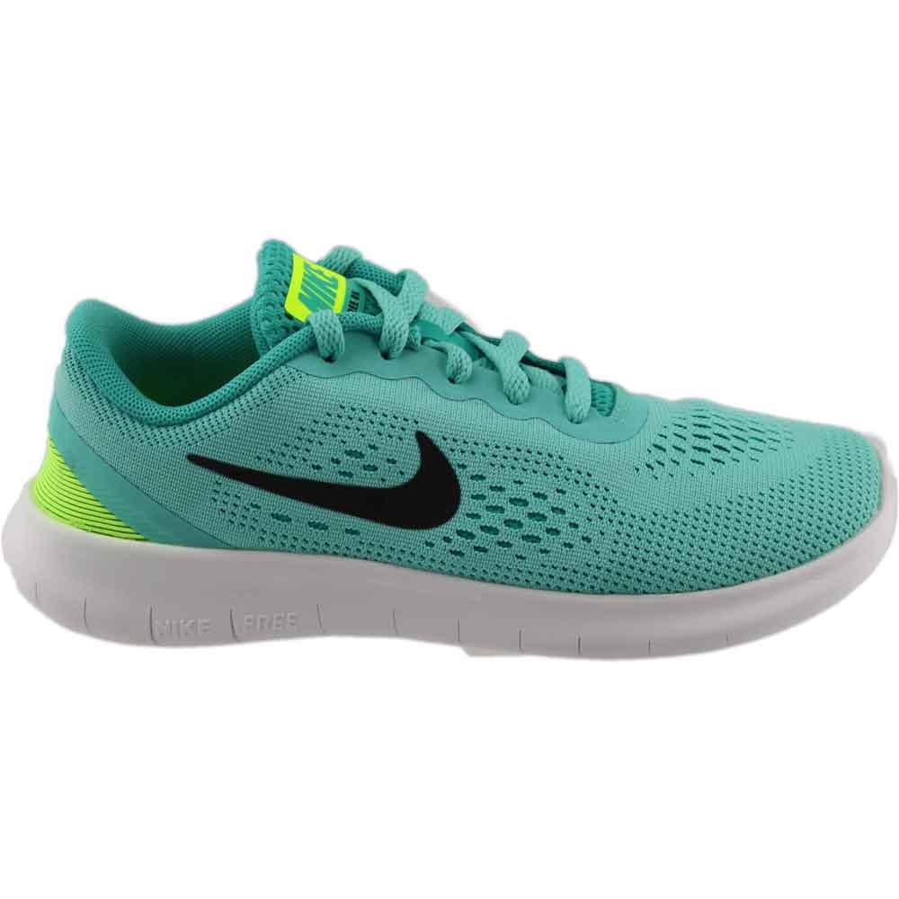 Nike FREE RUN PS Green - Womens  - Size 11