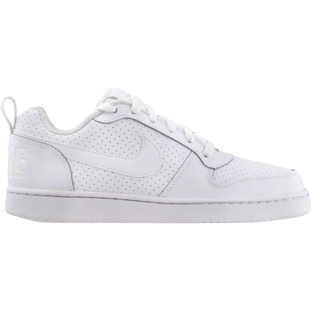 size 40 64ee1 60bce Details about Nike Court Borough Low Sneakers - White - Womens