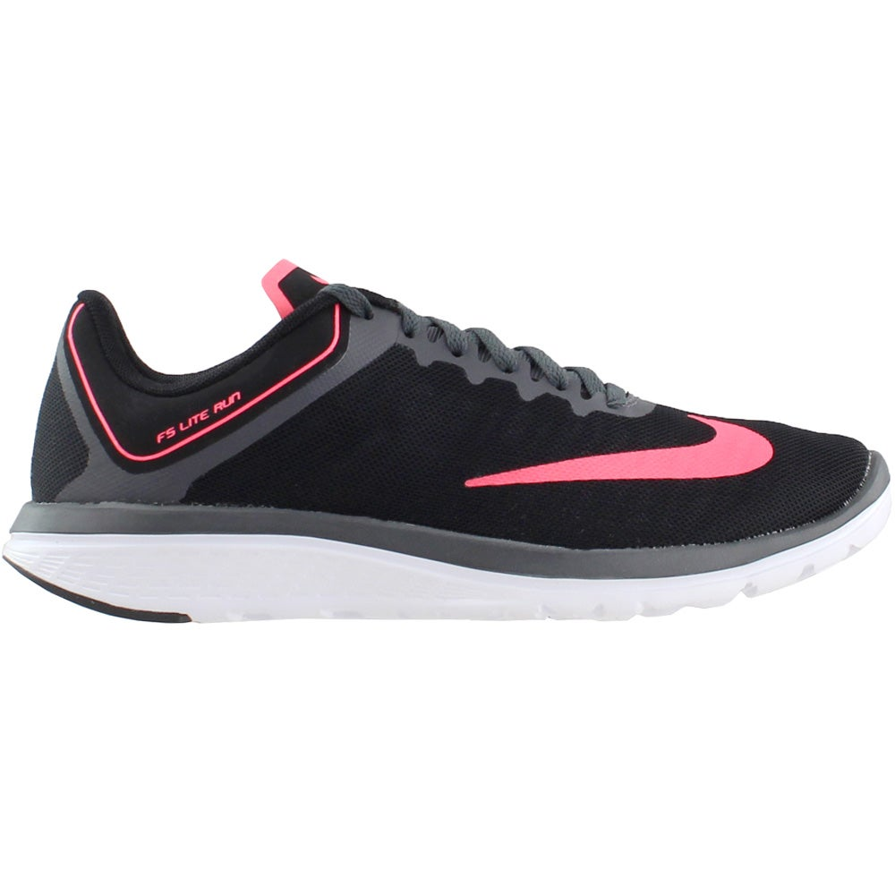 100% authentic aff32 da8e5 Details about Nike FS Lite Run 4 - Black - Womens