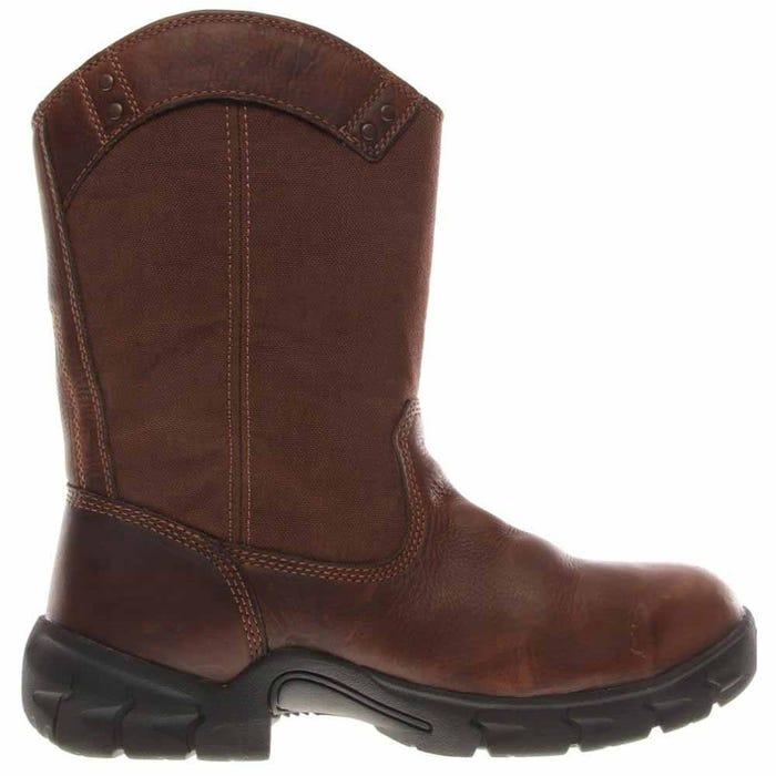 Excave Wellington Steel Toe Work Boots