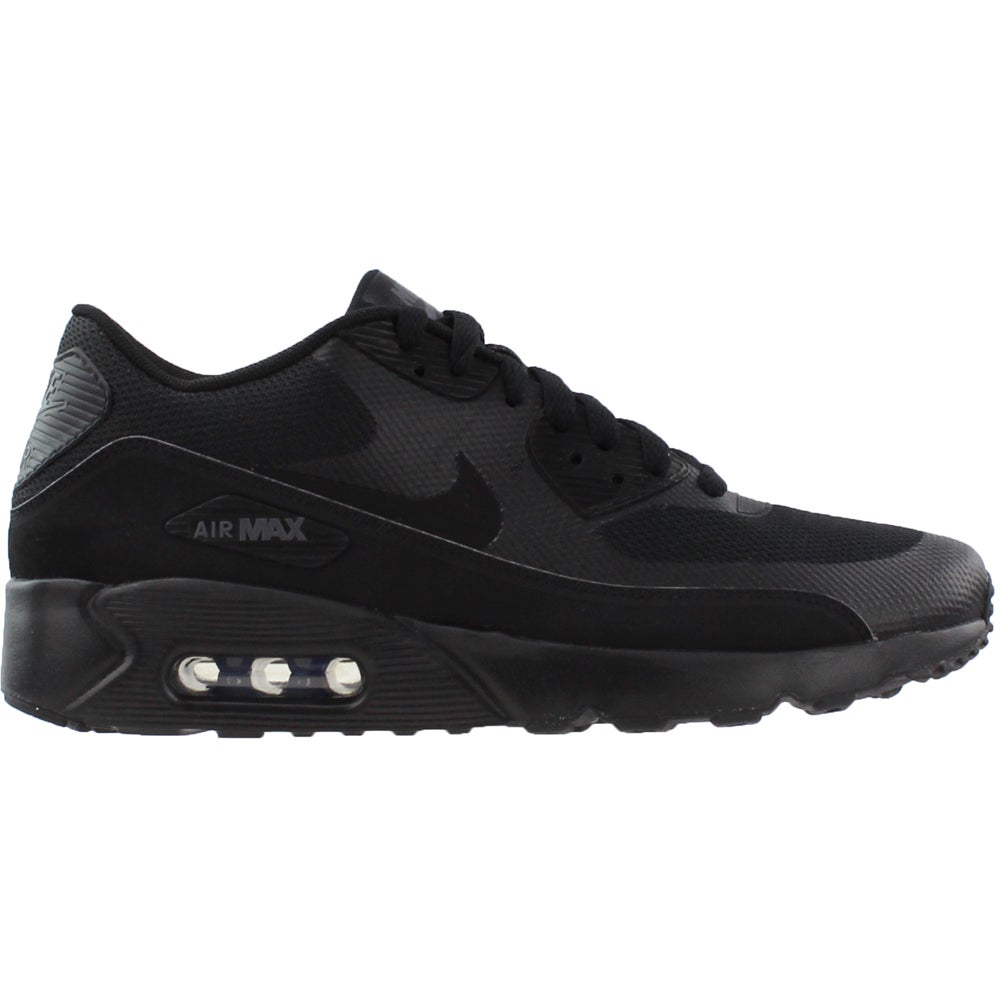 cheap for discount 29457 6b96a Details about Nike Air Max  90 Ultra 2.0 Essential Running Shoes - Black -  Mens