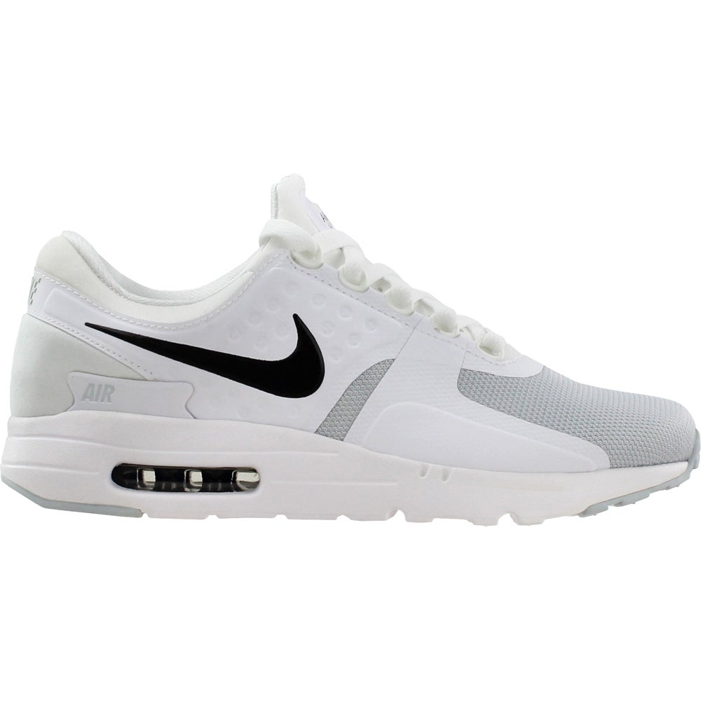 buy online 225e7 02f64 Details about Nike Air Max Zero Essential Sneakers - White - Mens