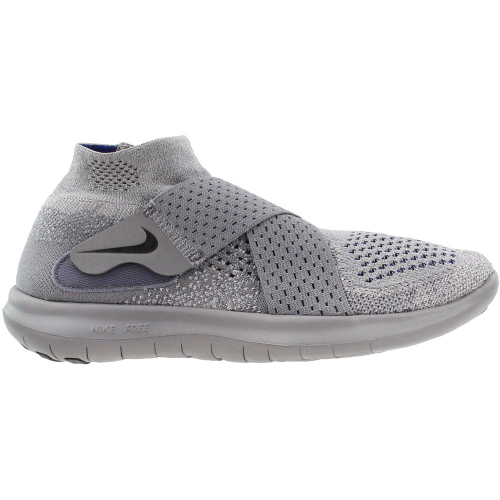 d63871892a7d Details about Nike Free RN Motion FlyKnit 2017 Running Shoes - Grey - Womens