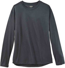 Green Layer Helium E2 Performance Long Sleeve Tee