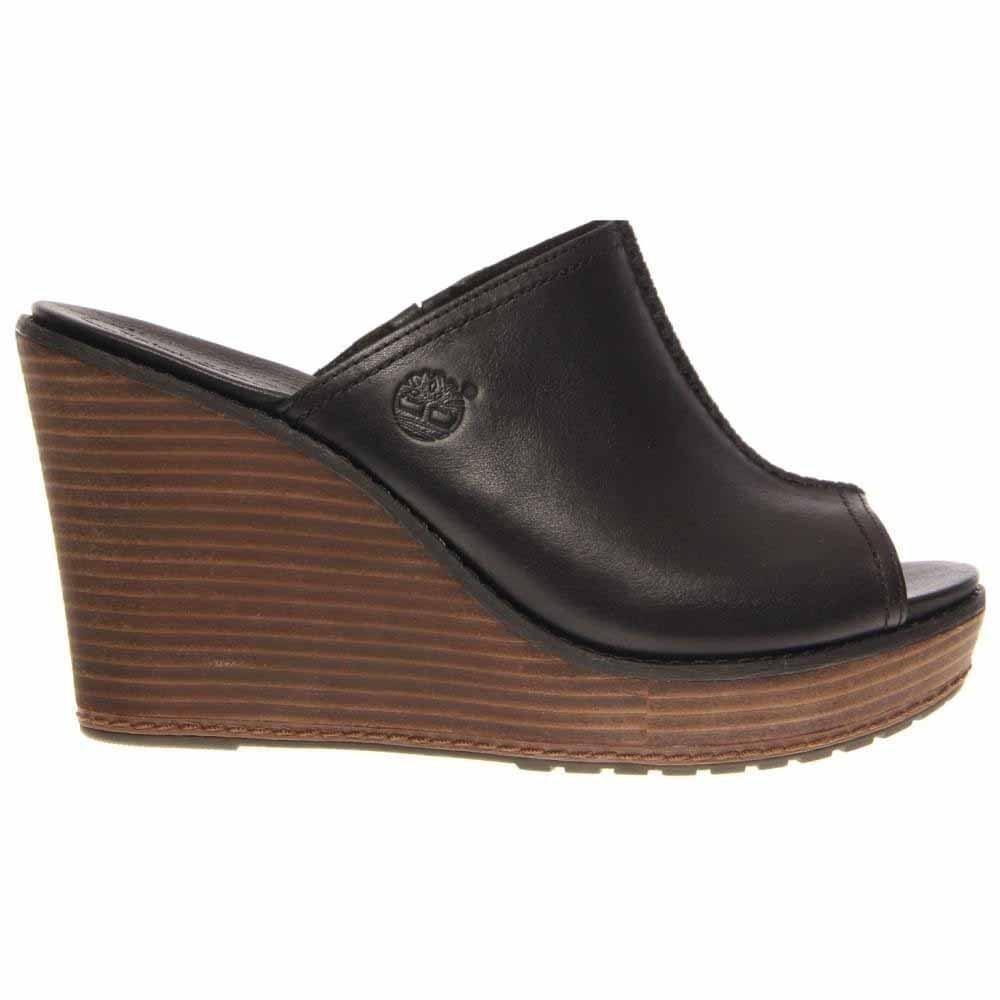 Image of Earthkeepers Danforth Mule Sandals - Black - Womens