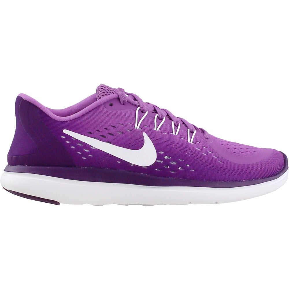 eb18bbbbc75 Details about Nike Flex 2017 RN Running Shoes - Purple - Womens
