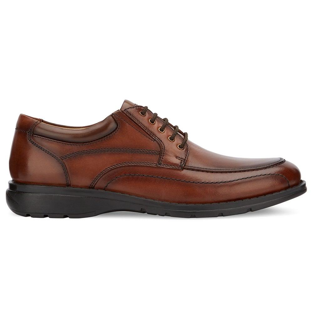Dockers Barker Tan Mens Oxford Dress Shoes
