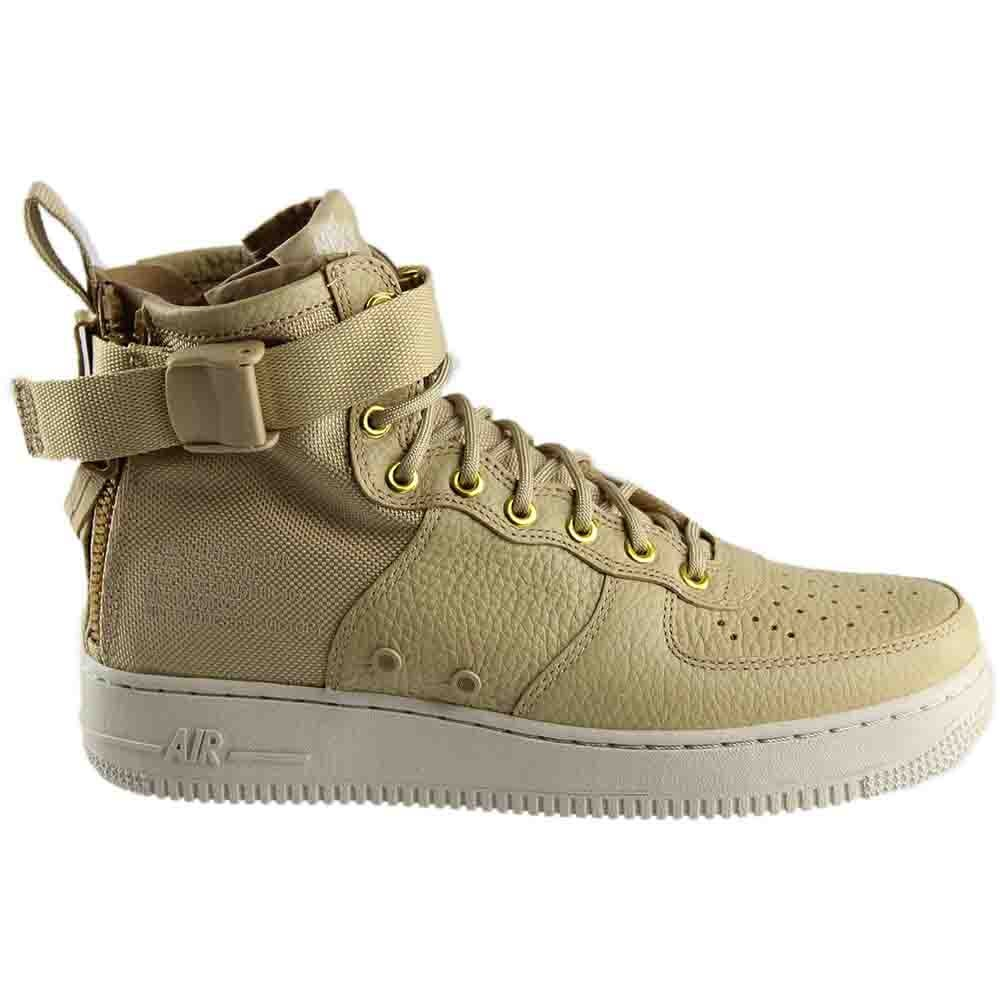 f9b94d8897e Details about Nike Special Field Air Force 1 Mid Sneakers - Beige - Mens