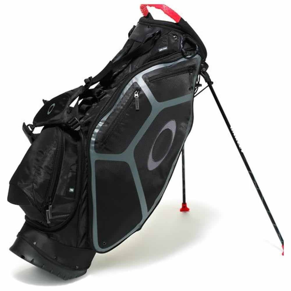 Oakley Fairway Golf Carry Bag Black - Mens  - Size