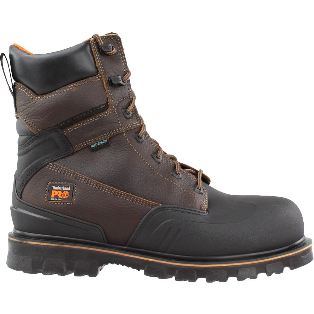 Timberland Pro Rigmaster 8 Inch Steel