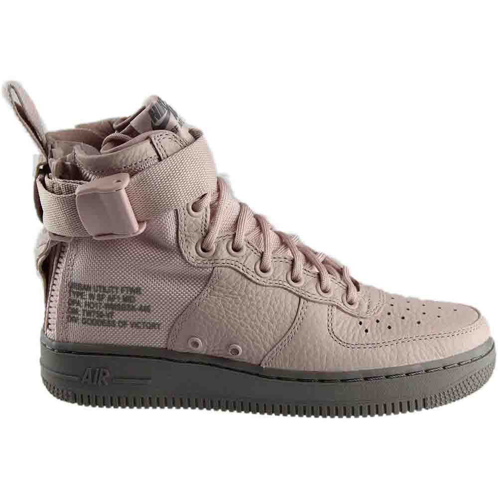 Nike SF Air Force 1 Mid Pink - Womens  - Size 7