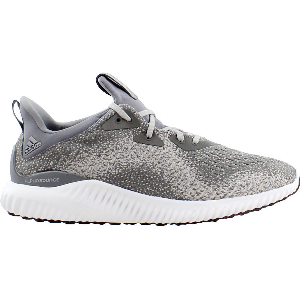 a2e0320d21562 Details about adidas Alphabounce 1 Running Shoes - Grey - Womens