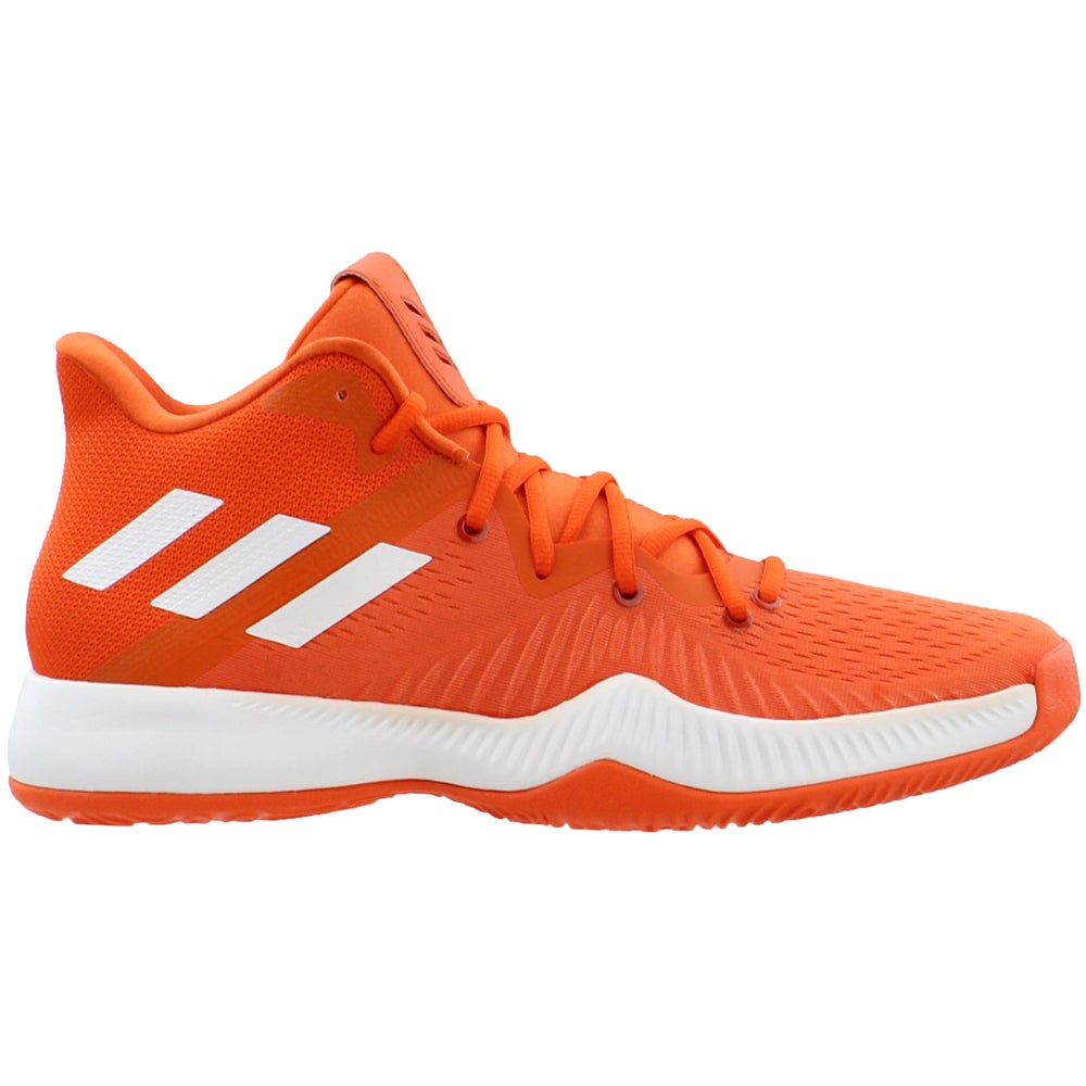 e85d136627ab Details about adidas SM Mad Bounce NBA NCAA BC Basketball Shoes - Orange -  Mens