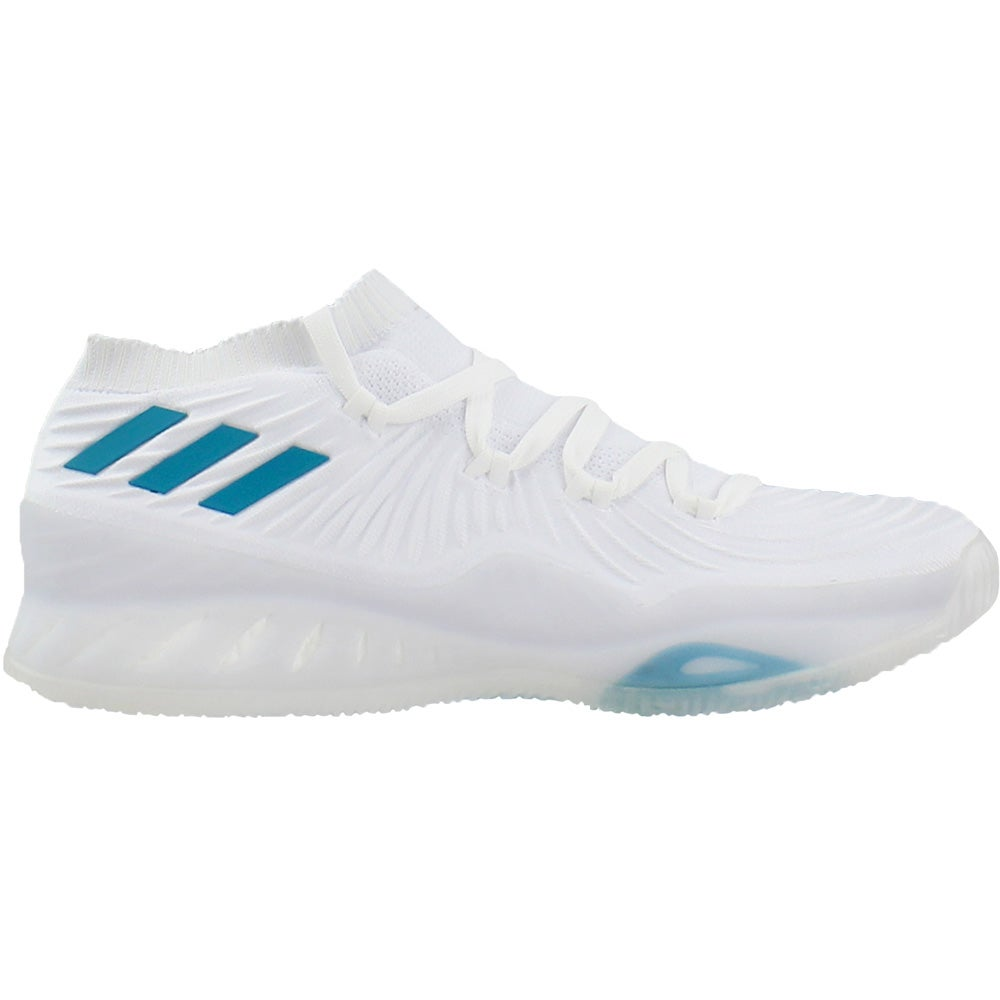 new arrival fccd7 71909 Details about adidas SM Crazy Explosive Low NBANCAA WH Basketball Shoes -  White - Mens