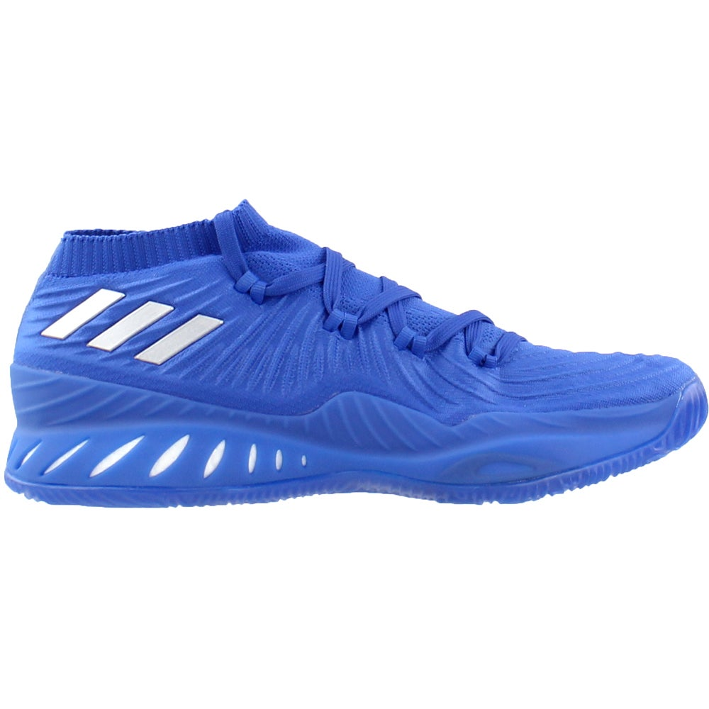 best sneakers ffb35 c0153 Details about adidas SM Crazy Explosive Low NBANCAA BC Sneakers - Blue -  Mens