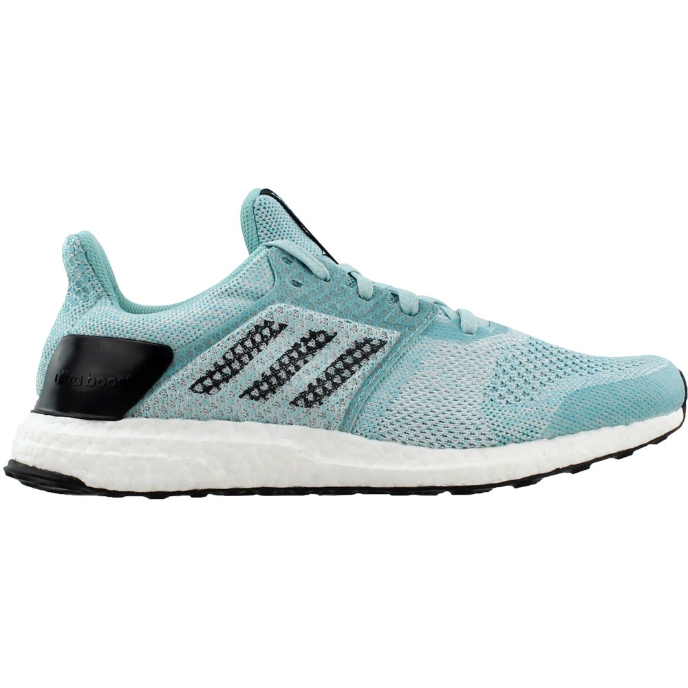 184da1f66 Details about adidas Ultraboost ST Running Shoes - Blue - Womens