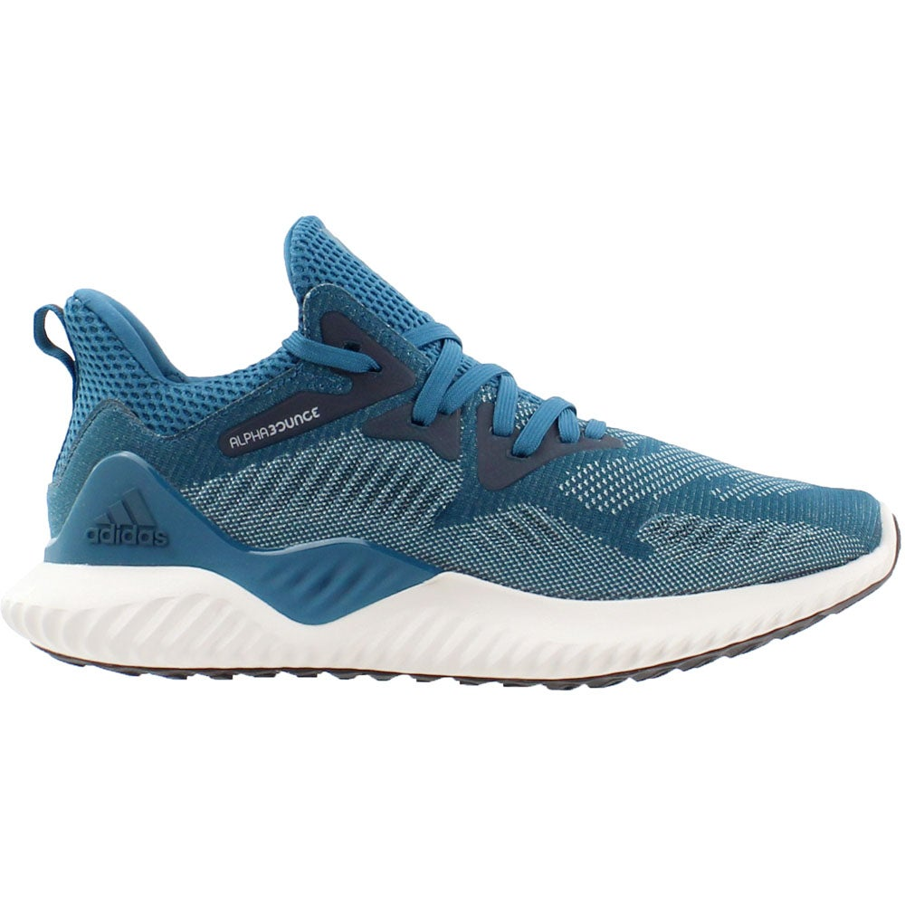 new styles 7bc7a 49b4b Details about adidas Alphabounce Beyond Running Shoes - Blue - Mens