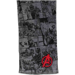 Avengers Team Sports Towel 13in x 24in