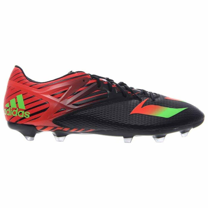 86dadf520f5 adidas Messi 15.2 FG AG Black Soccer Shoes and get free shipping on orders  more than  75