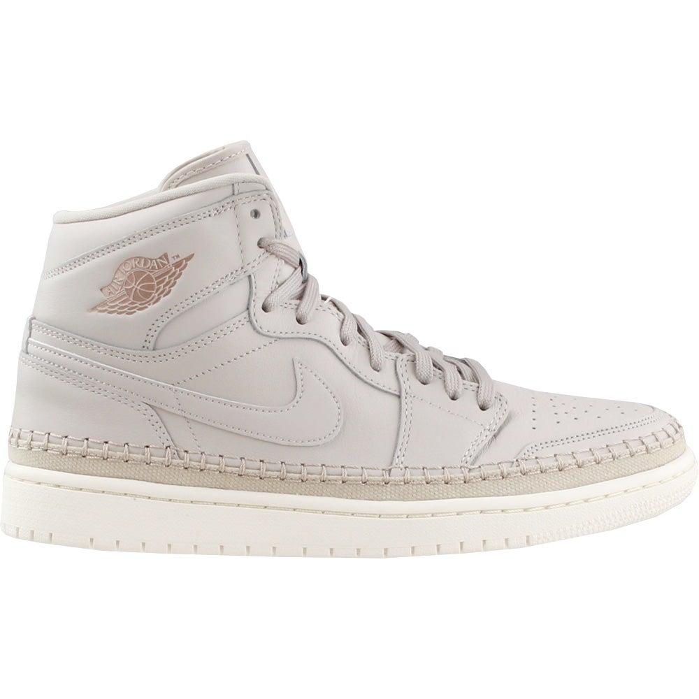 Details about Nike Air Jordan 1 Retro High Premium Basketball Shoes - Tan -  Womens bae4e8715