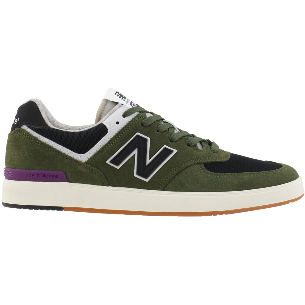 new balance lace up sneakers