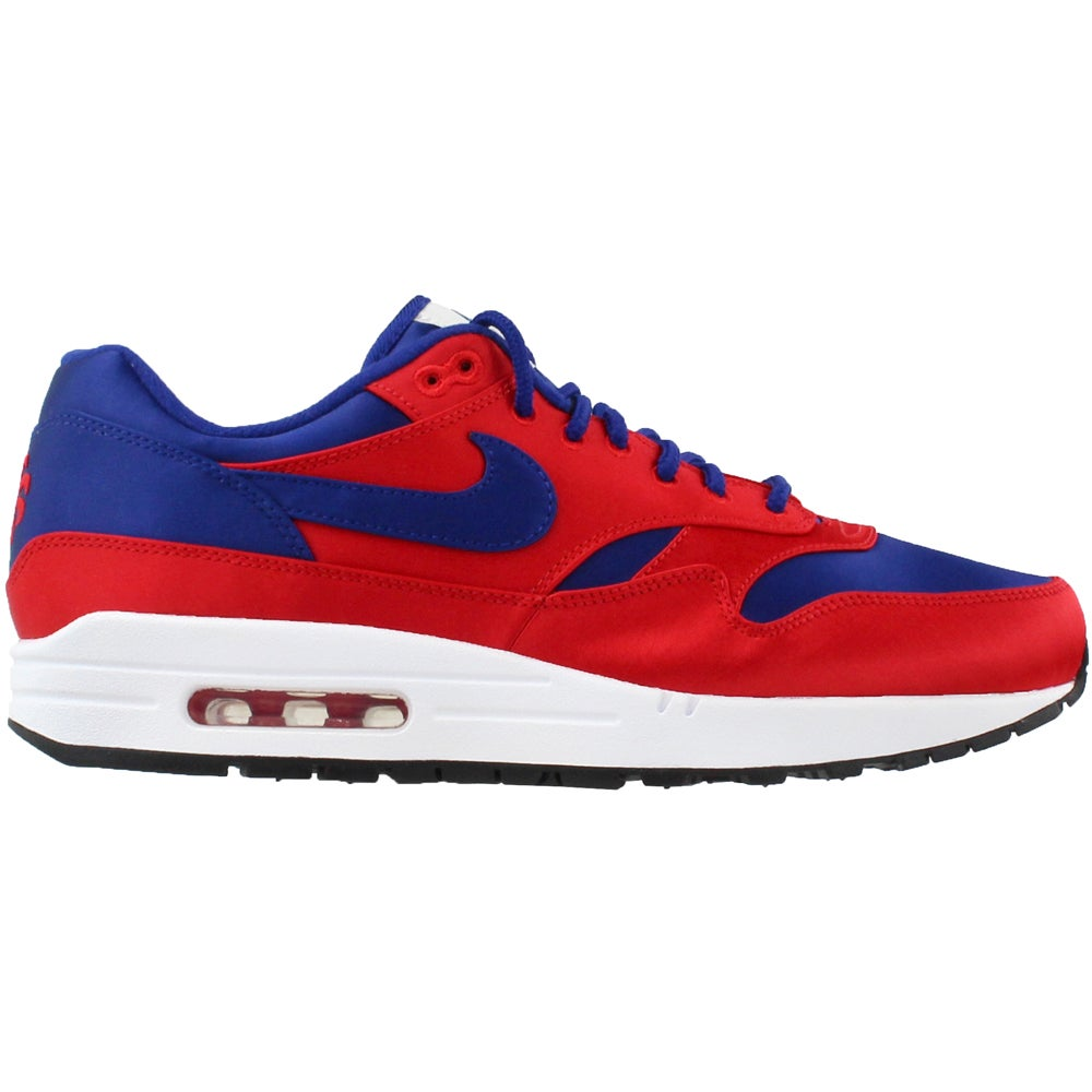 los angeles 529d2 5759c Details about Nike Air Max 1 SE Sneakers - Red - Mens