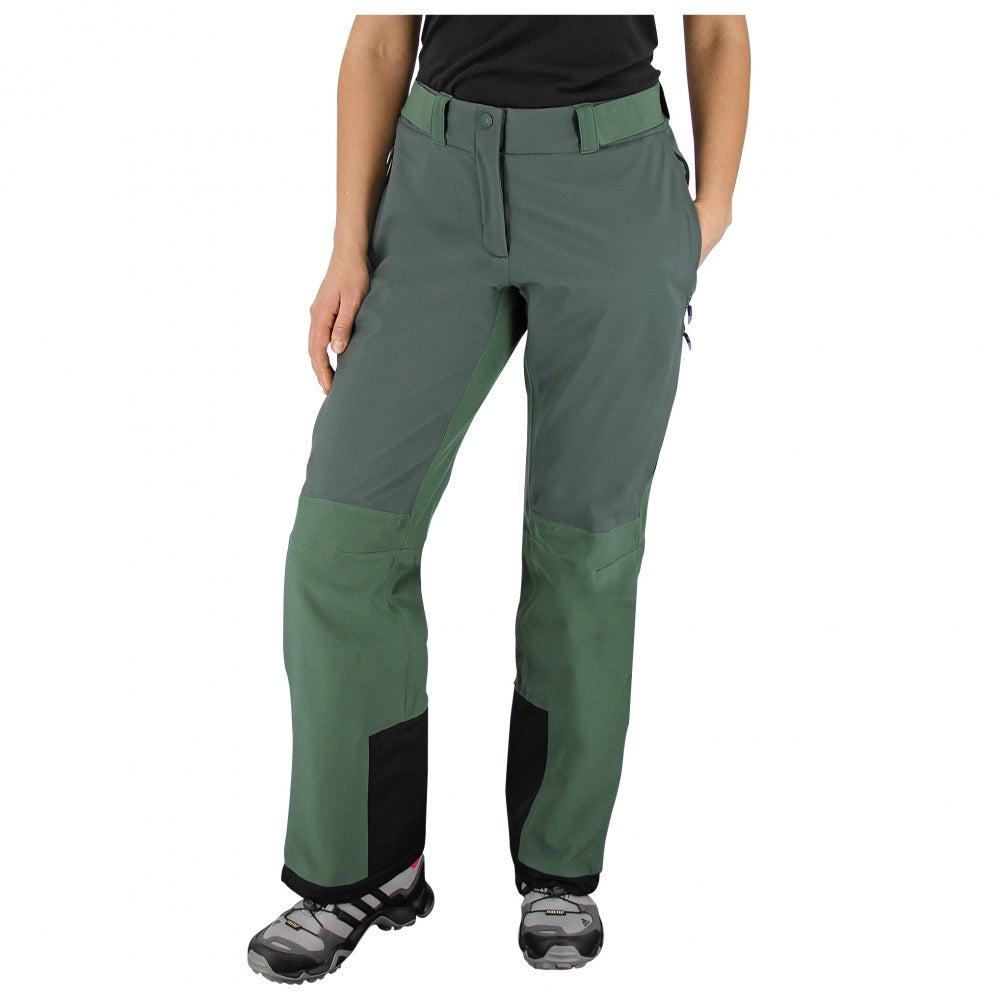 adidas W Terrex Techrock Winter Pant Green - Womens  - Size M