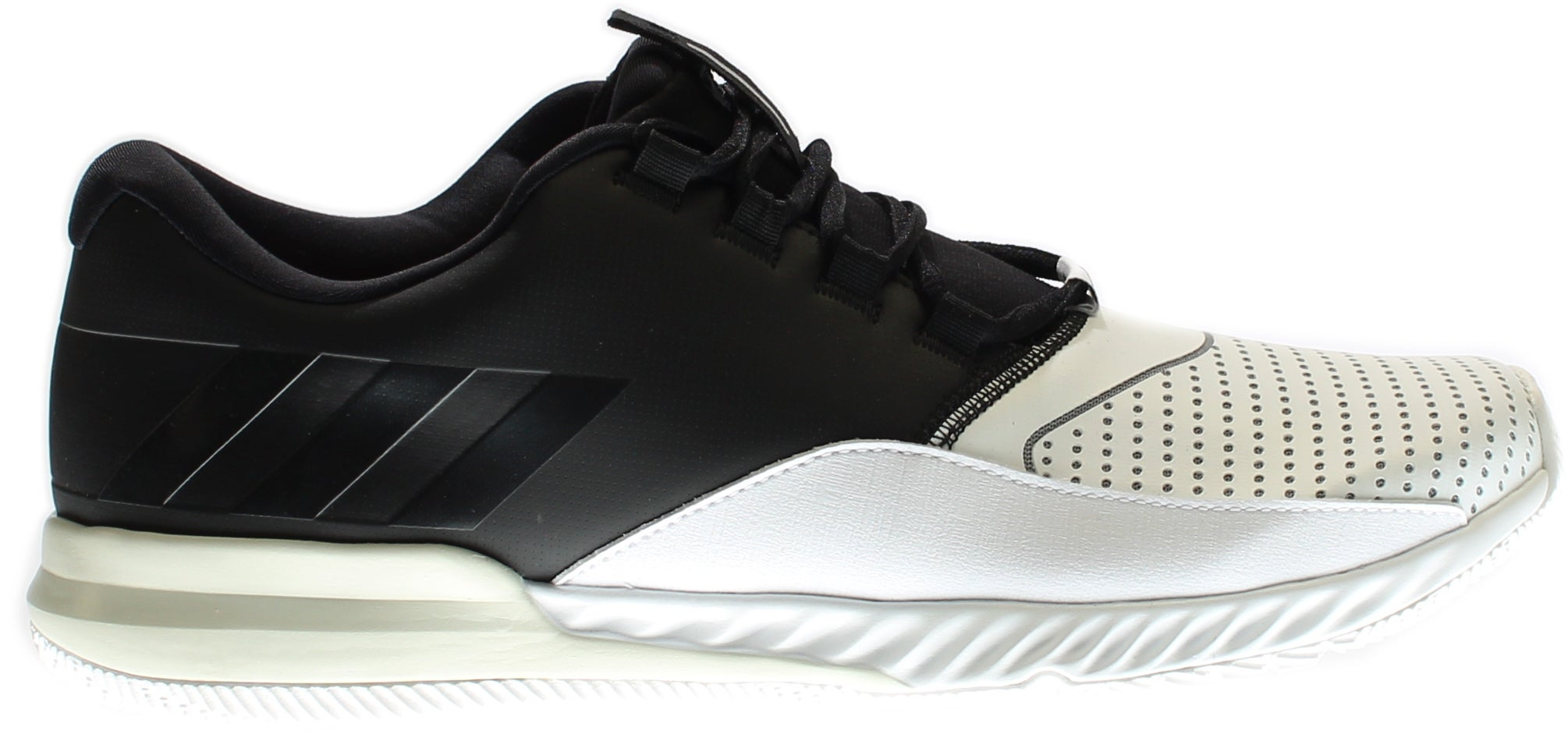 adidas Crazymove Bounce Black;White - Mens  - Size 9.5