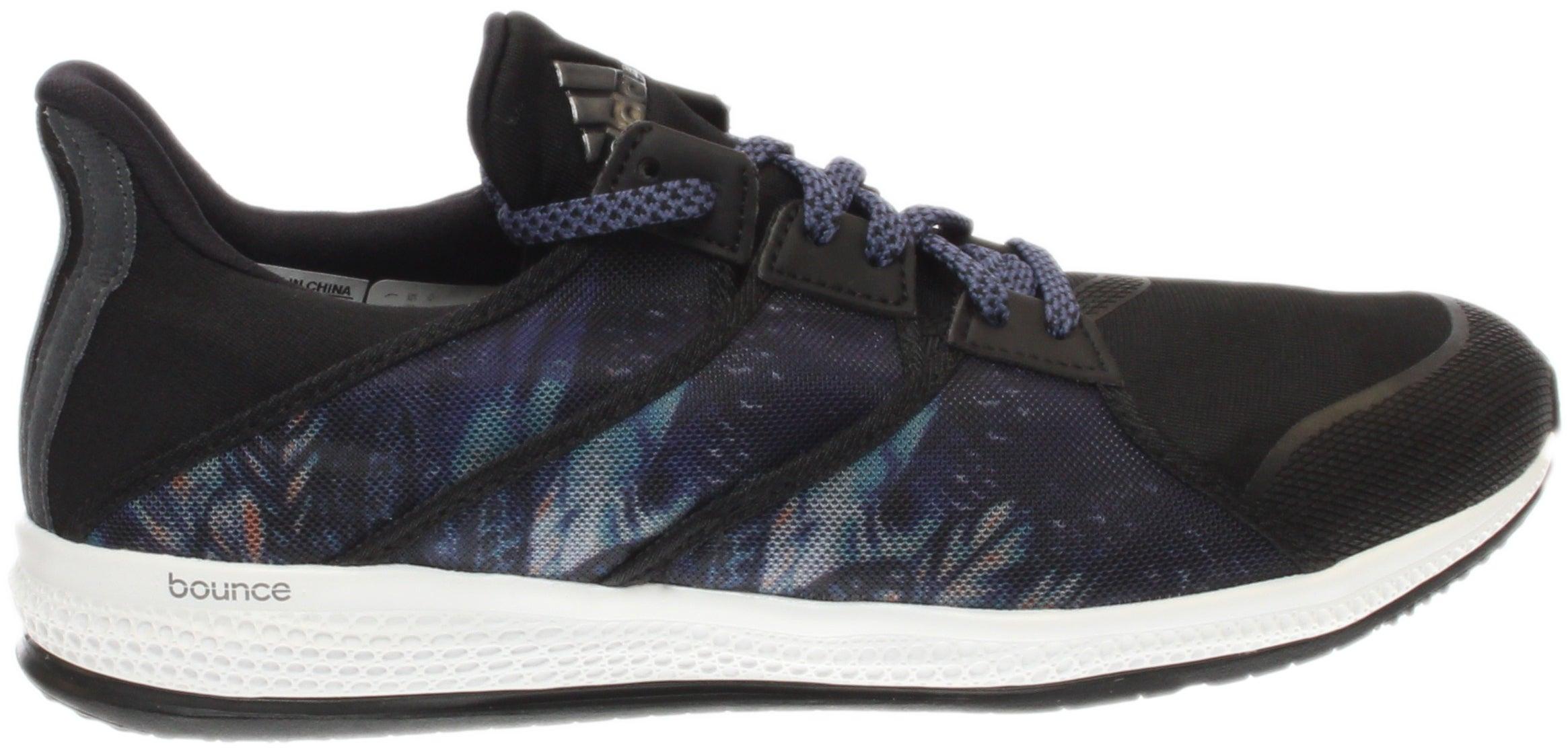 adidas Gymbreaker Bounce W Black - Womens  - Size 5.5