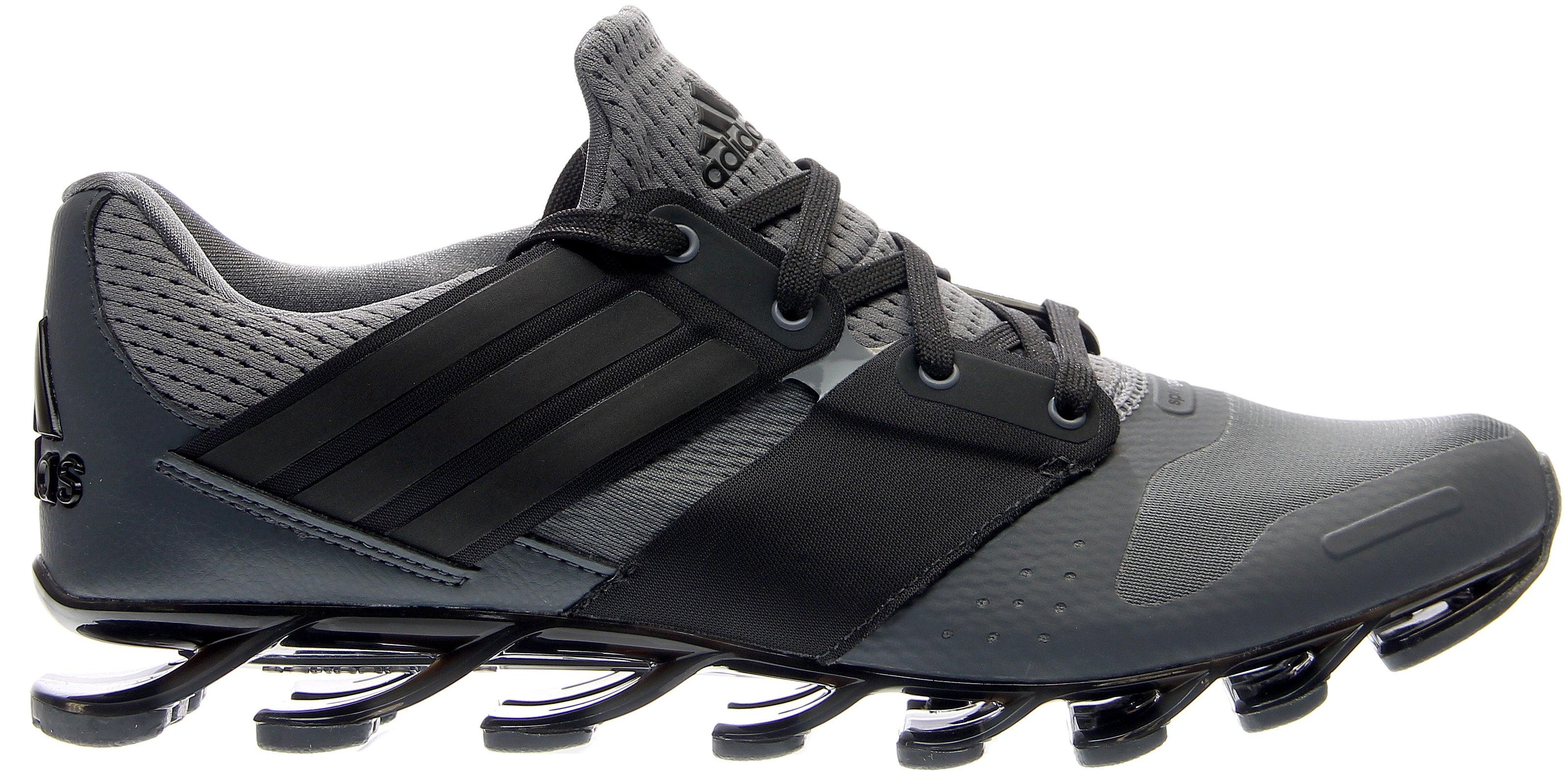 adidas adidas Springblade Solyce Grey - Mens  - Size