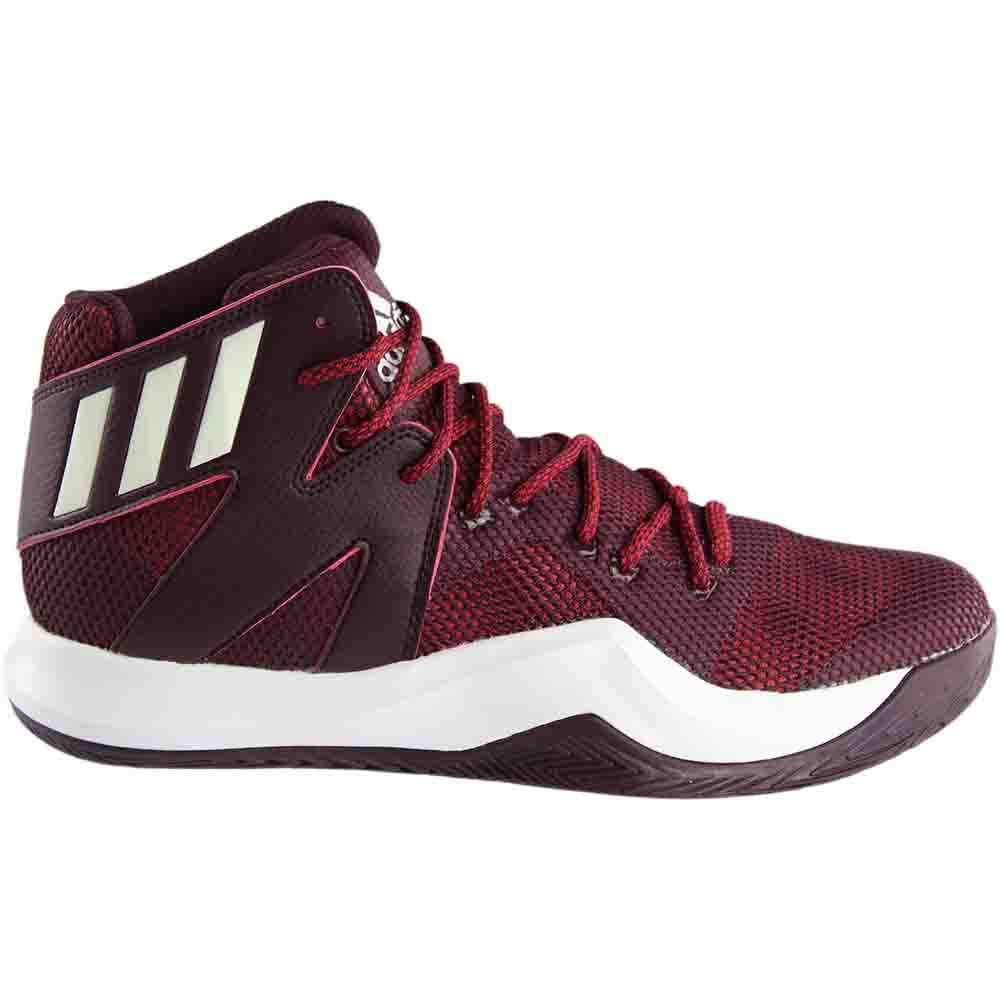 adidas Crazy Bounce Maroon - Mens - Size 13