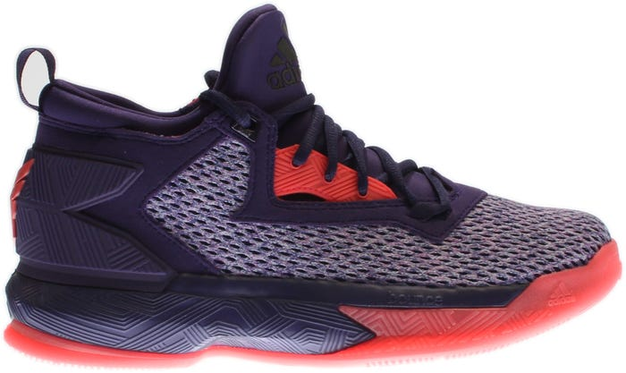b63c33ca2f22 adidas D LILLARD 2 J Athletic Shoes and get free shipping on orders more  than  75