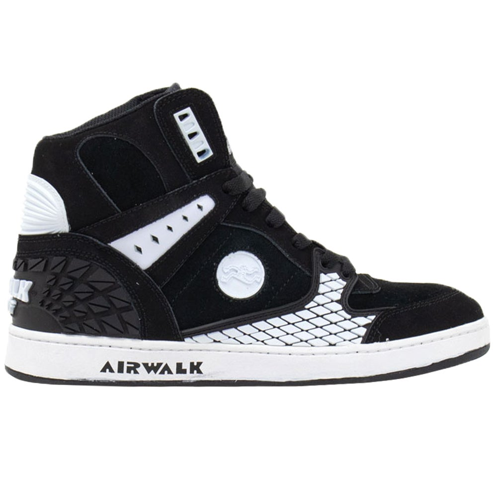 Airwalk Prototype 600  Casual   Sneakers - Black - Mens
