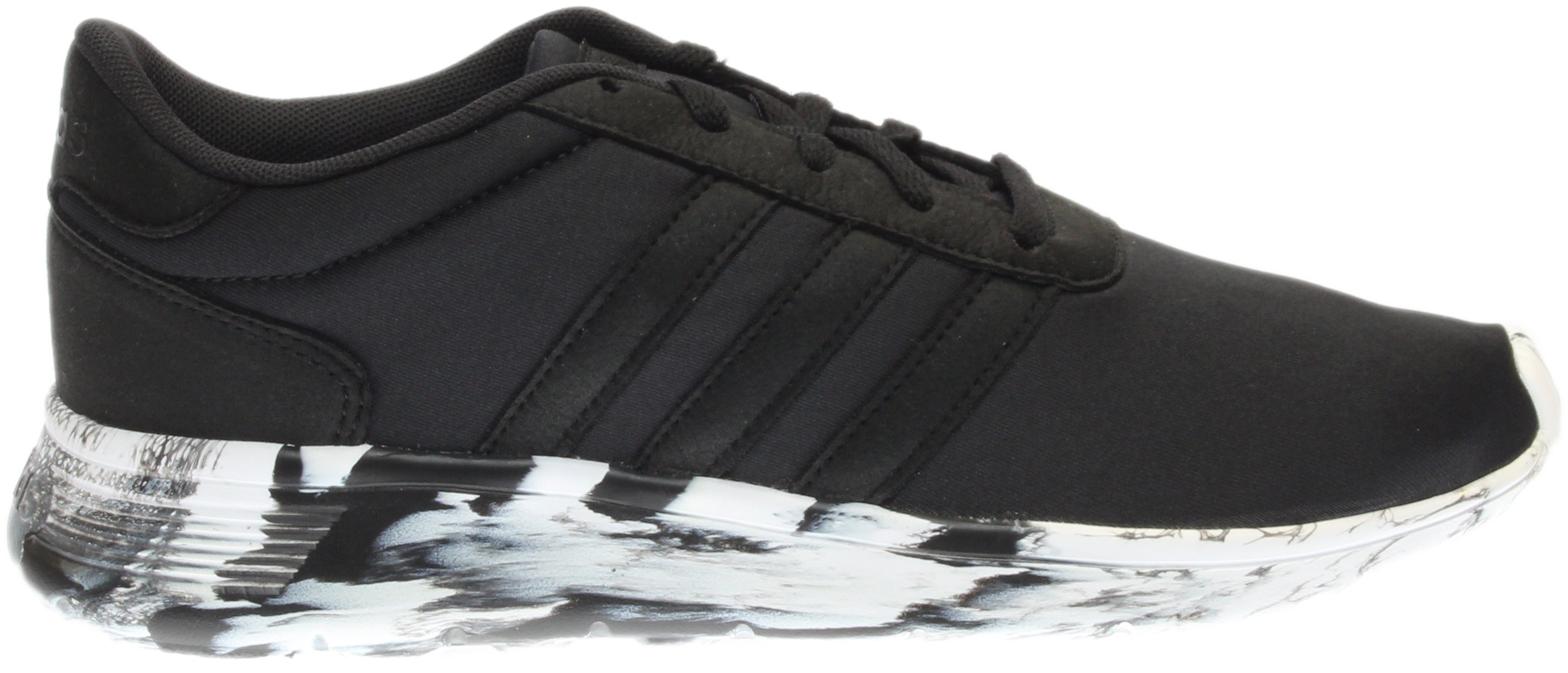 adidas Lite Racer Black - Womens  - Size