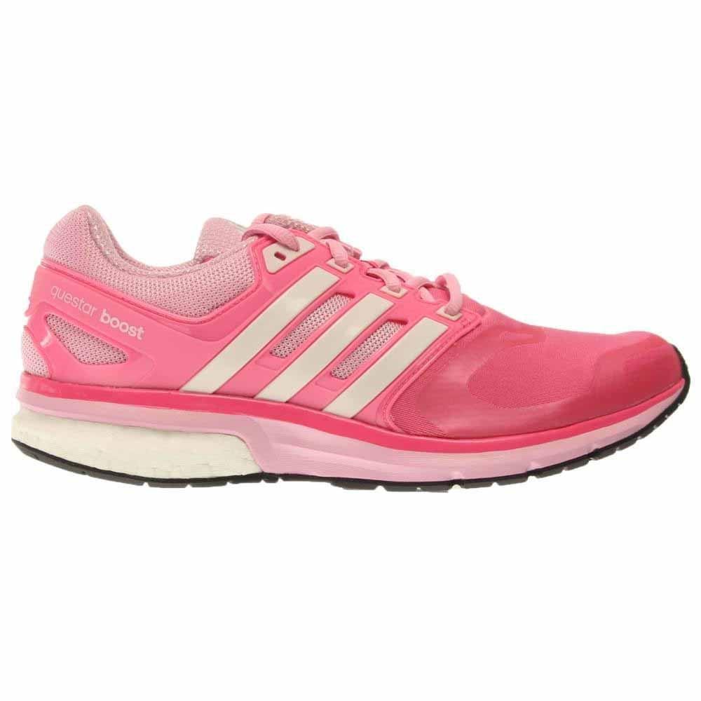 adidas Questar Elite Pink - Womens  - Size
