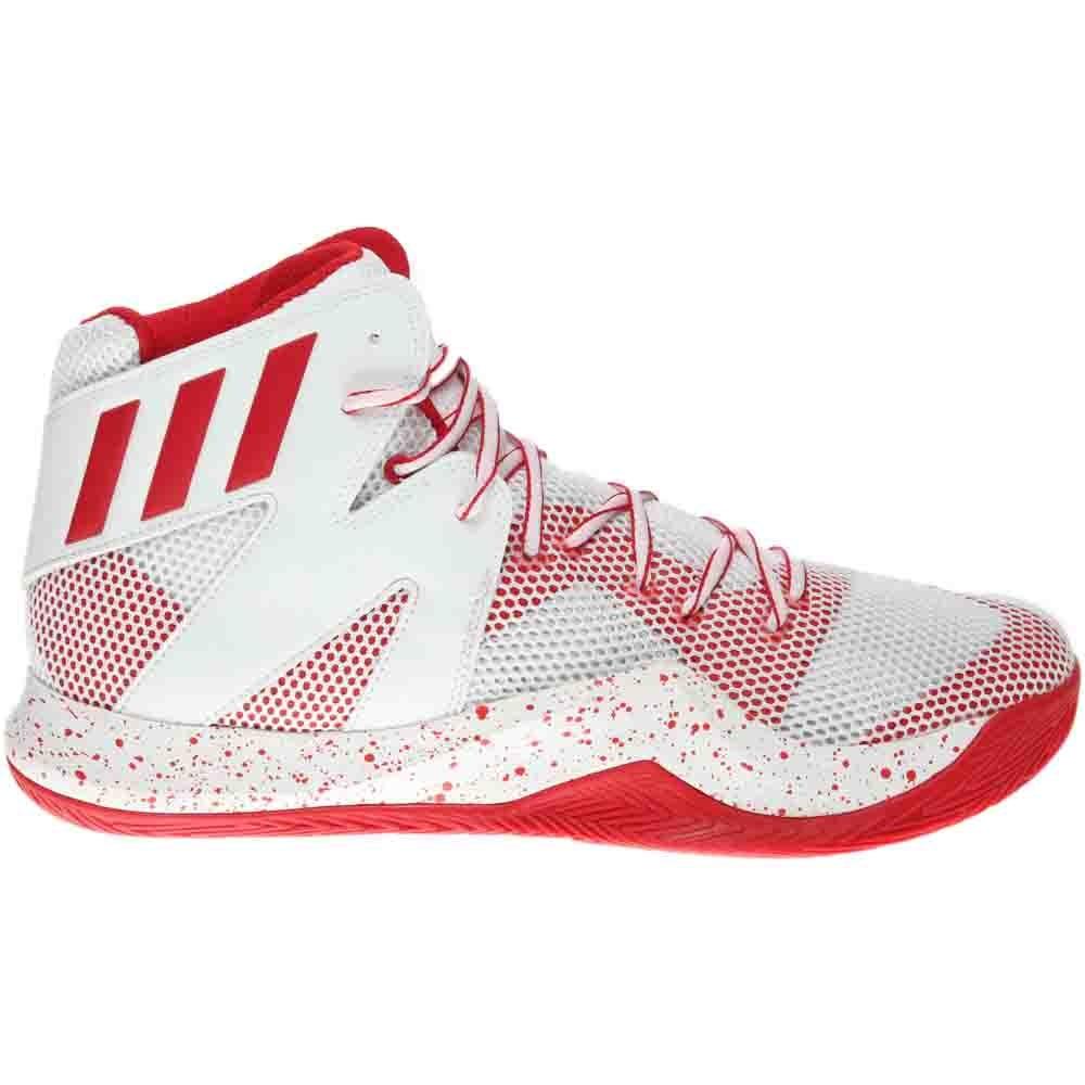 adidas SM Crazy Bounce NBA Grey - Mens  - Size 8.5