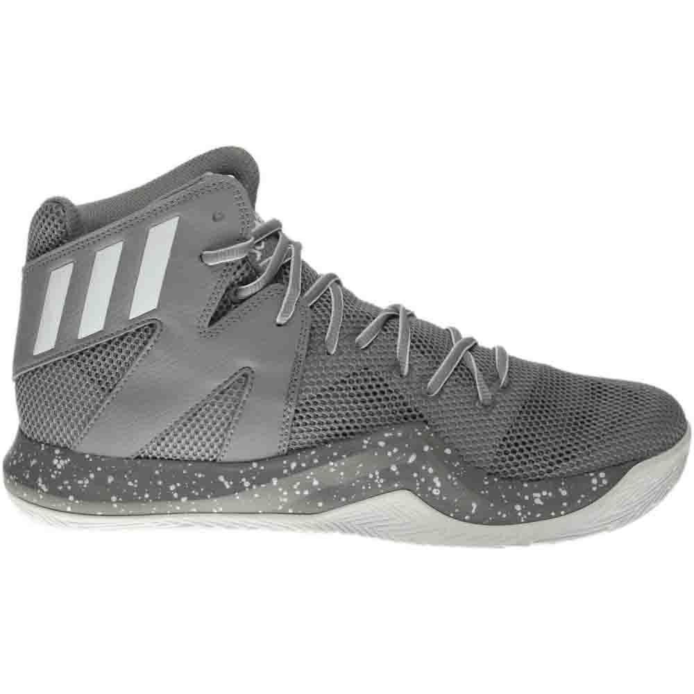 adidas SM Crazy Bounce NBA Grey - Mens  - Size 9
