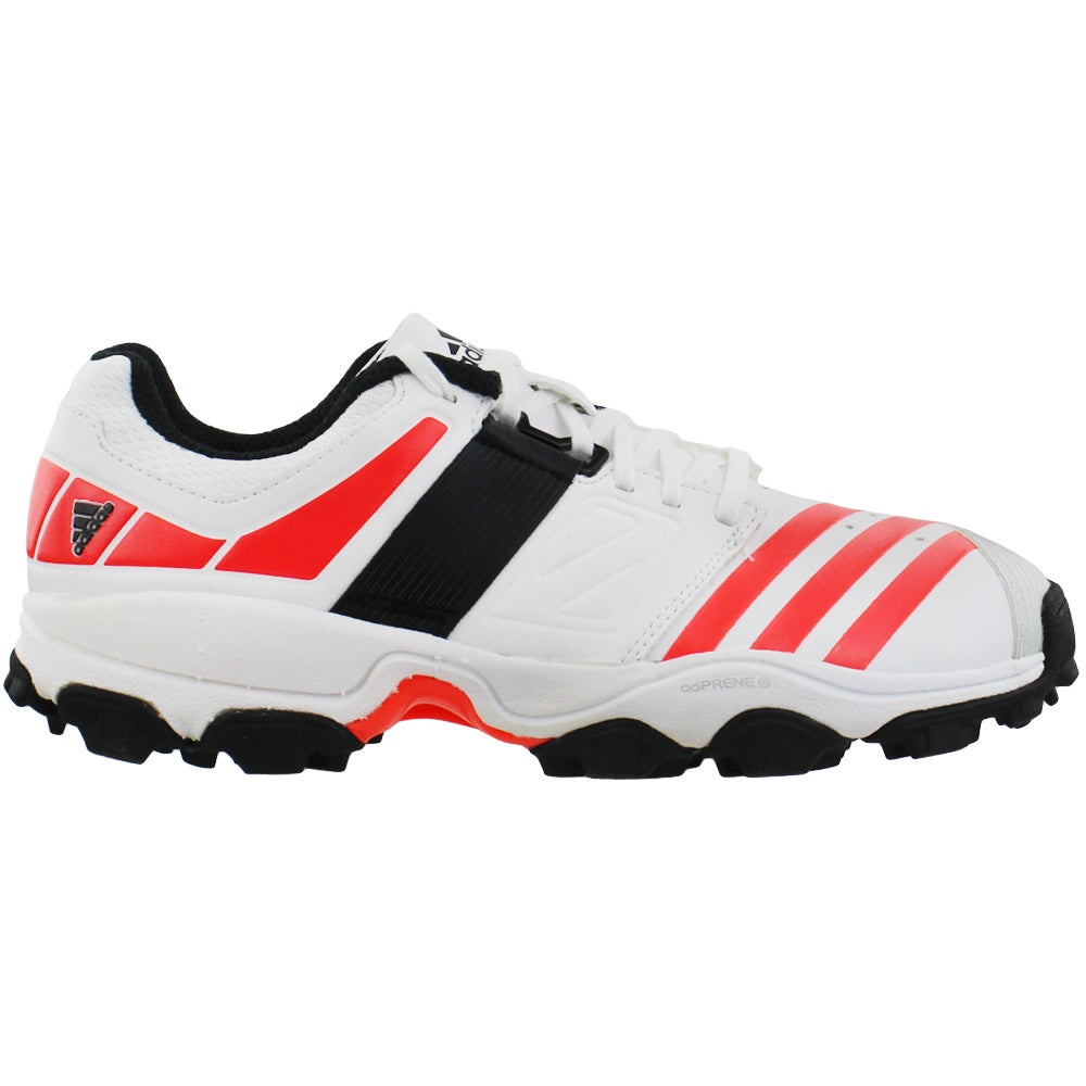 adidas SL22 FS II Racing Spikes Shoes White Mens Lace Up Athletic