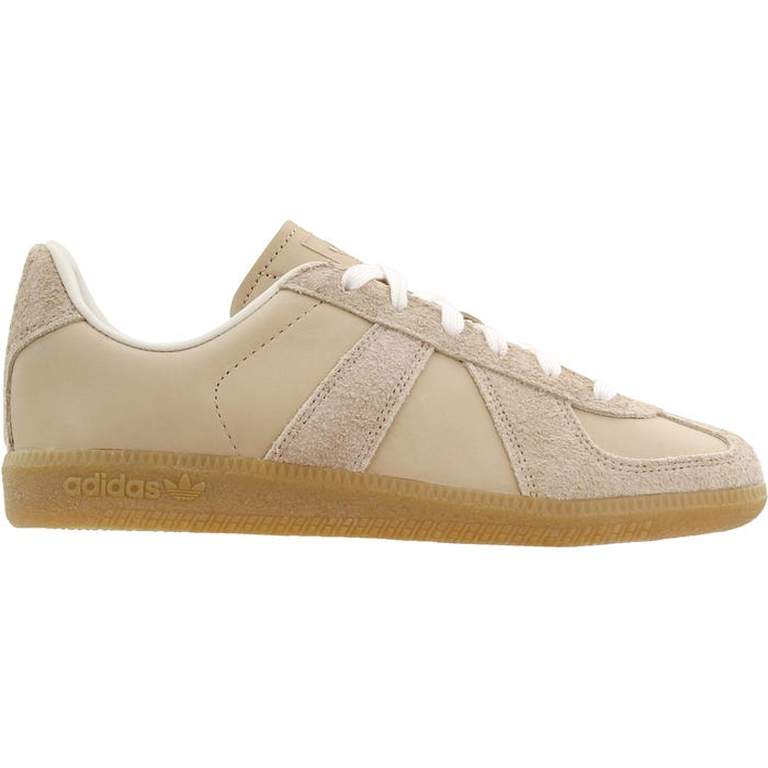 Horizontal sociedad Mecánicamente  adidas BW Army Beige Mens Lace Up Sneakers