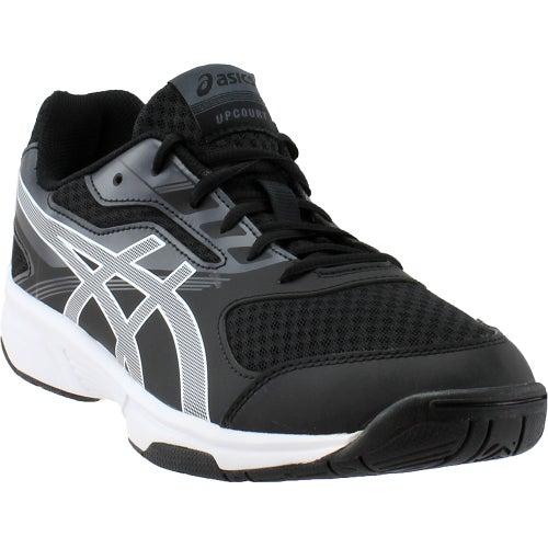 ASICS Upcourt 2 Men's Shoes (Black / White / Phantom)